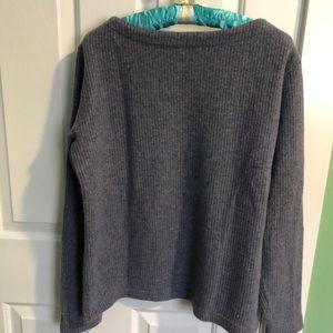 Patagonia Wool Boatneck Sweater